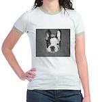 French Bulldog Jr. Ringer T-Shirt