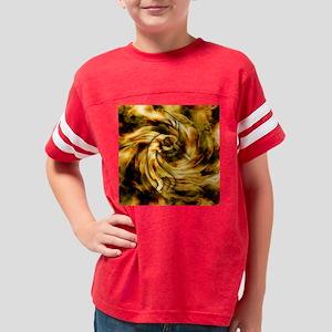 Kokopelli-square Youth Football Shirt
