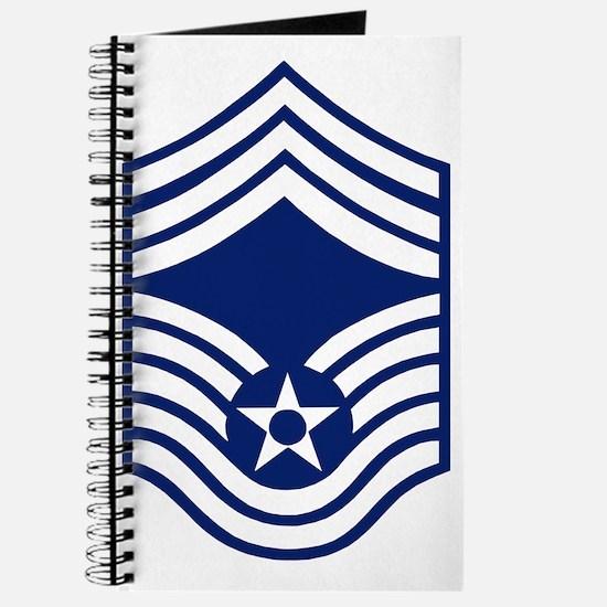 USAFChiefMasterSergeantBonnie.gif Journal