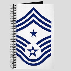 USAFCommandChiefMasterSergeantBlueStripes. Journal