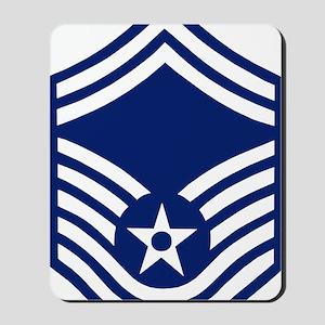 USAFSeniorMasterSergeantForCups Mousepad