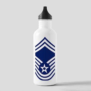 USAFSeniorMasterSergea Stainless Water Bottle 1.0L