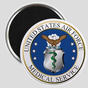 USAFMedicalServiceLogoDennis Magnet