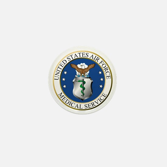 USAFMedicalServiceLogoDennis.gif Mini Button