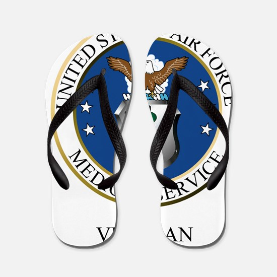 USAFMedicalServiceVeteran.gif Flip Flops