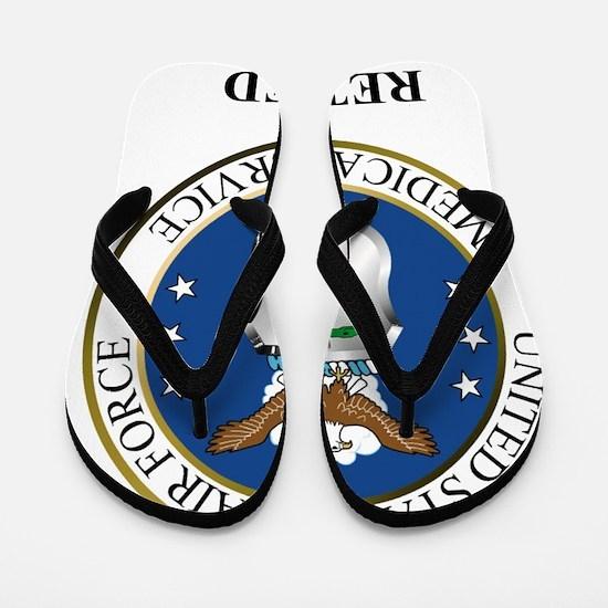 USAFMedicalServiceRetired.gif Flip Flops