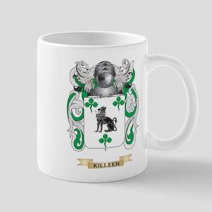 Killeen Coat of Arms (Family Crest) Mug