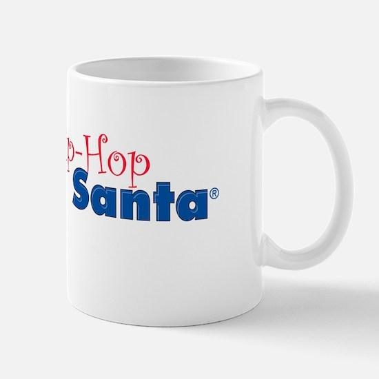 DJ Hip-Hop Santa Claus Mug