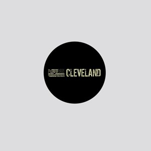 Black Flag: Cleveland Mini Button