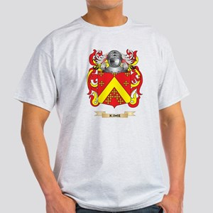 Kime Coat of Arms (Family Crest) T-Shirt