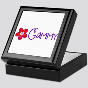 My Fun Gammy Keepsake Box