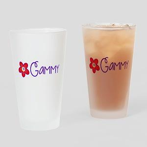 My Fun Gammy Drinking Glass