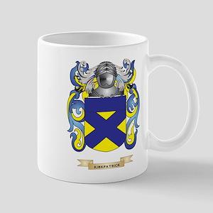Kirkpatrick Coat of Arms (Family Crest) Mug