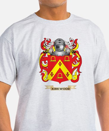 Kirkwood Coat of Arms (Family Crest) T-Shirt