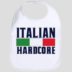 Italian Hardcore Bib