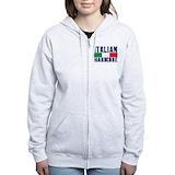Italian hardcore Zip Hoodies