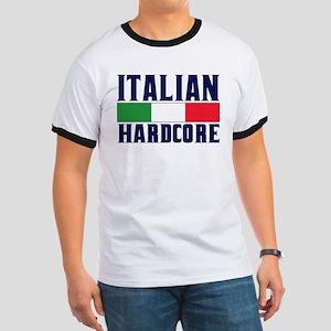 Italian Hardcore Ringer T