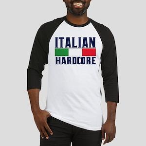 Italian Hardcore Baseball Jersey