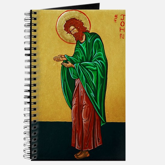 John the Baptist Journal