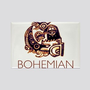Bohemian Rectangle Magnet