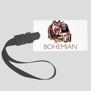 Bohemian Large Luggage Tag