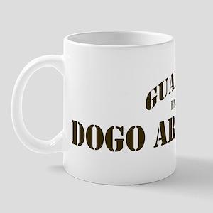 Dogo Argentino: Guarded by Mug
