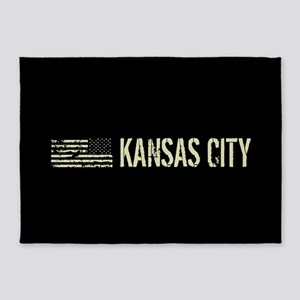 Black Flag: Kansas City 5'x7'Area Rug