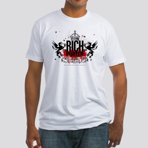 Rich Porter : Fitted T-Shirt
