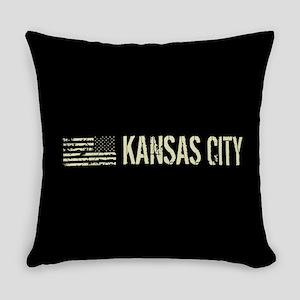 Black Flag: Kansas City Everyday Pillow