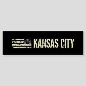 Black Flag: Kansas City Sticker (Bumper)