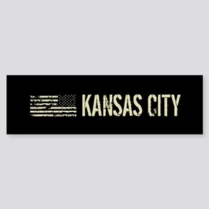 Black Flag: Kansas City Sticker (Bumper)
