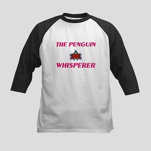The Penguin Whisperer Baseball Jersey