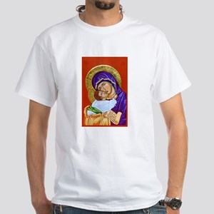 Theotokos and Christ Emmanuel T-Shirt