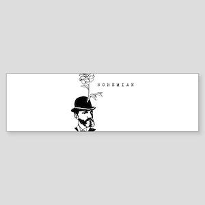 Bohemian Sticker (Bumper)
