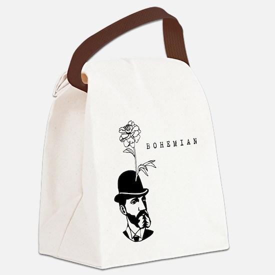 Bohemian Canvas Lunch Bag