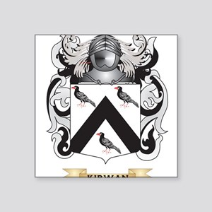 Kirwan Coat of Arms (Family Crest) Sticker