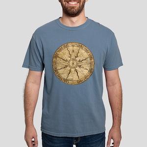 compass_tr Mens Comfort Colors Shirt