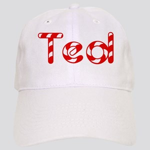 Ted - Candy Cane Cap