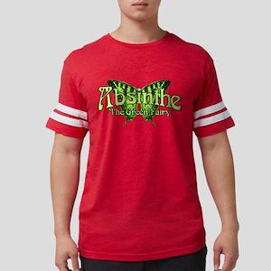 absinthe-wings2-new Mens Football Shirt
