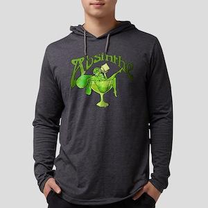 absinthe-glass-new_tr2 Mens Hooded Shirt