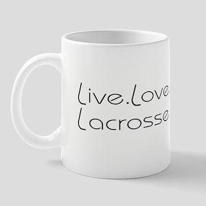 Live.Love.Lacrosse Mug