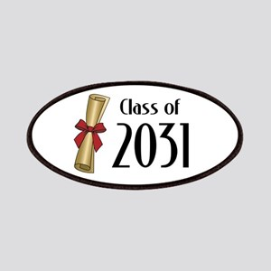 Class of 2031 Diploma Patches