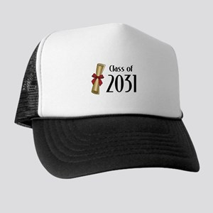 Class of 2031 Diploma Trucker Hat