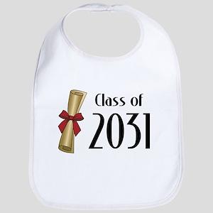 Class of 2031 Diploma Bib
