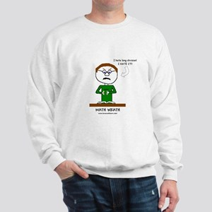 Math Wrath Sweatshirt
