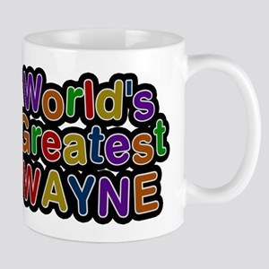 Worlds Greatest Wayne Mug