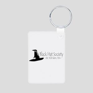 Black Hat Society Keychains
