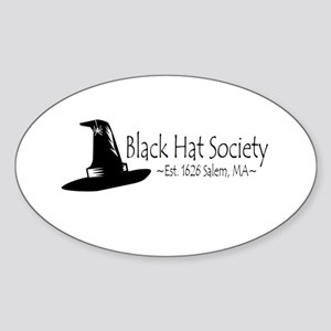 Black Hat Society Sticker