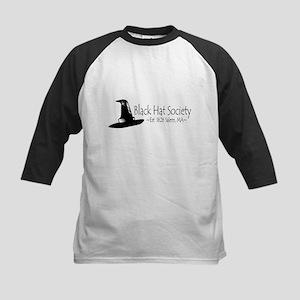 Black Hat Society Baseball Jersey