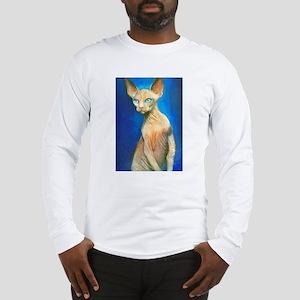 Sphynx cat 15  Long Sleeve T-Shirt